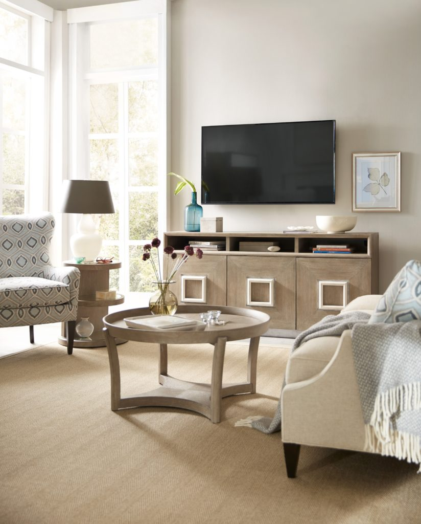 Affinity Entertainment Console by Hooker