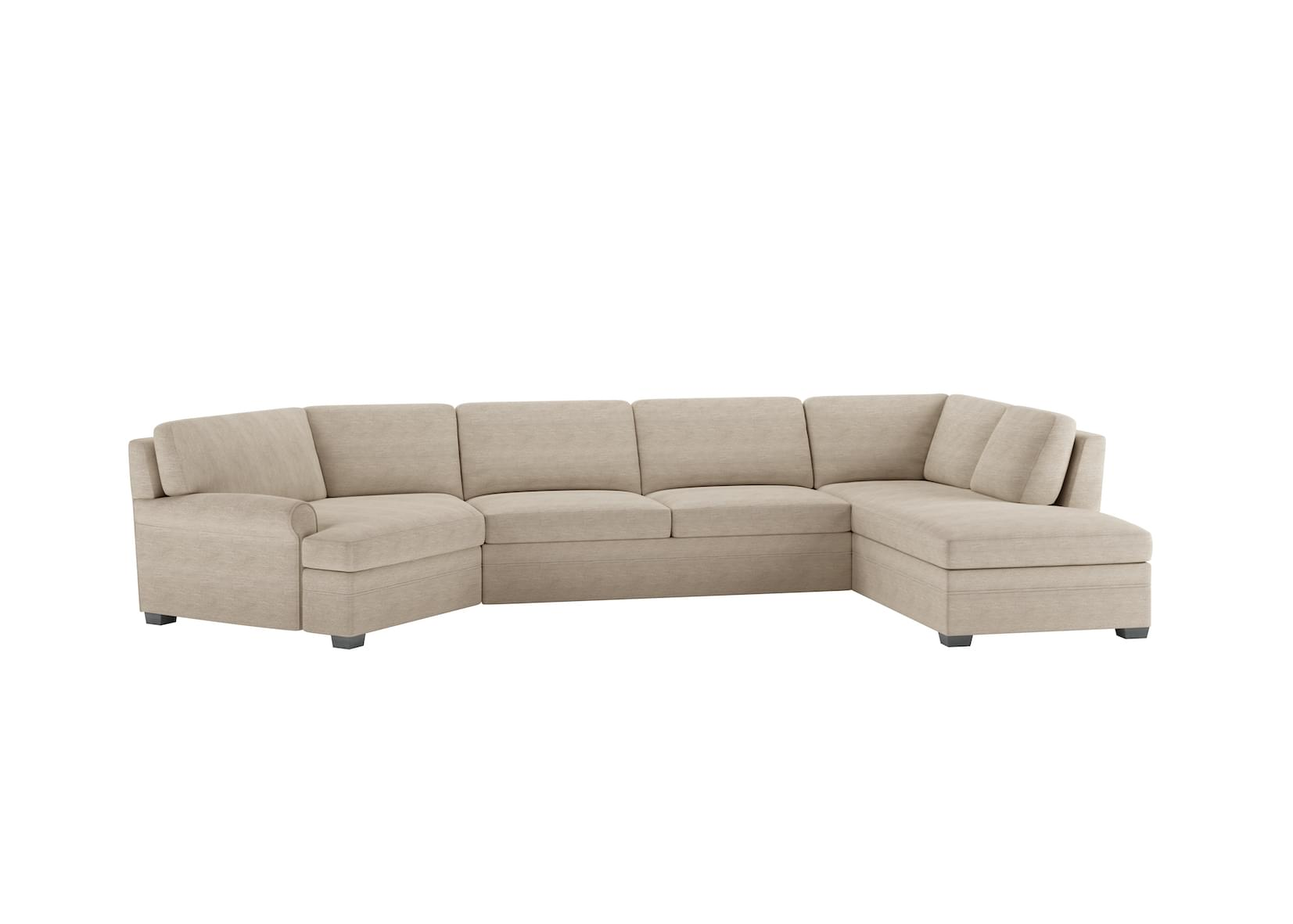 American Leather Gaines sofa at Mums Place Furniture Monterey CA