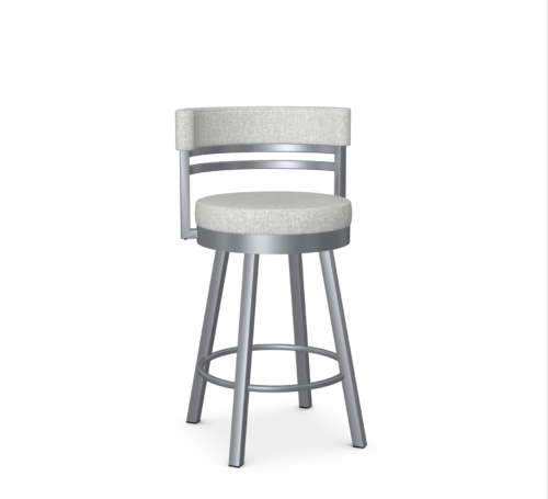 Amisco Ronny Swivel Stool at Mums Place Furniture Carmel CA