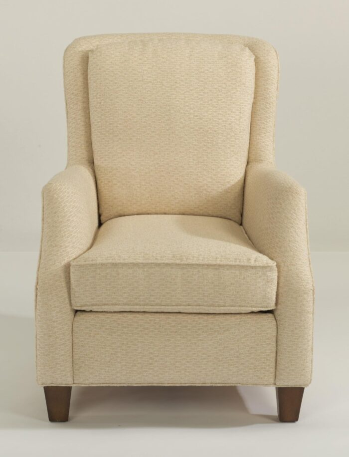 Flexsteel Allison Chair for Living Room at Mums Place Furniture Carmel CA