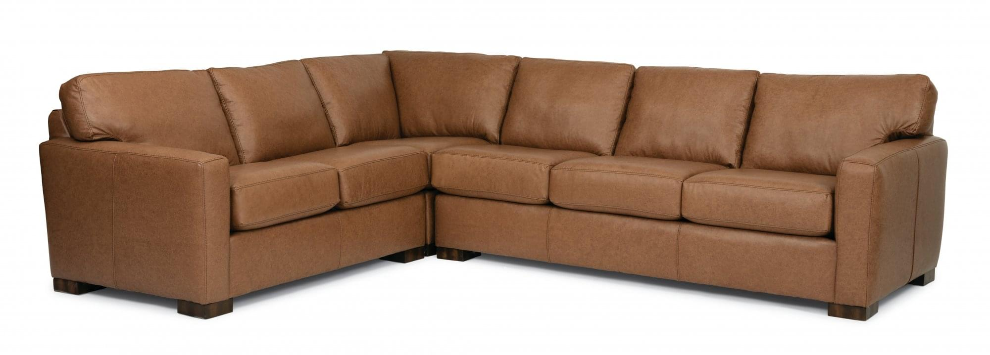 Flexsteel Bryant sectional at Mums Place Furniture Monterey CA