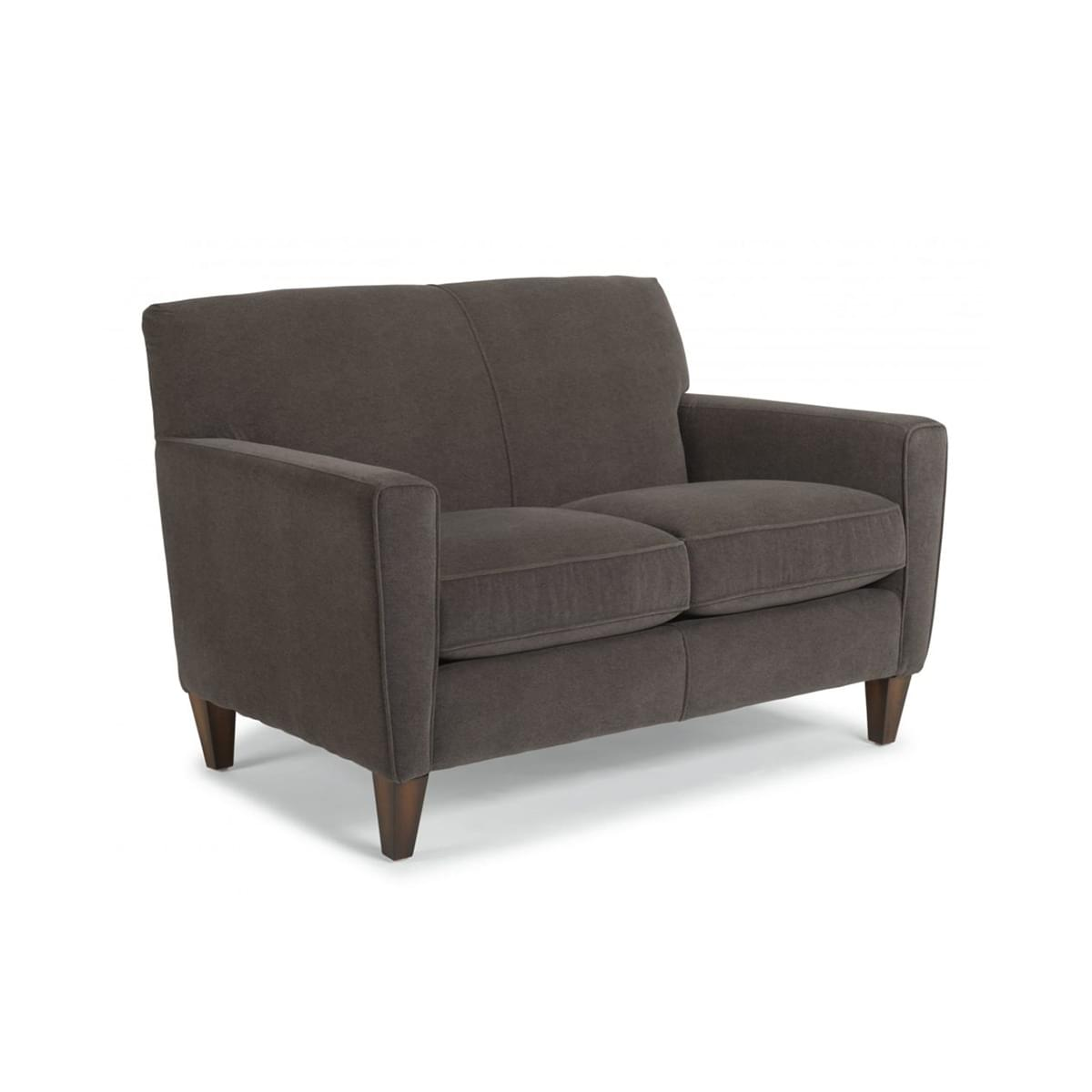 Flexsteel Digby Loveseat at Mums Place Furniture Monterey CA