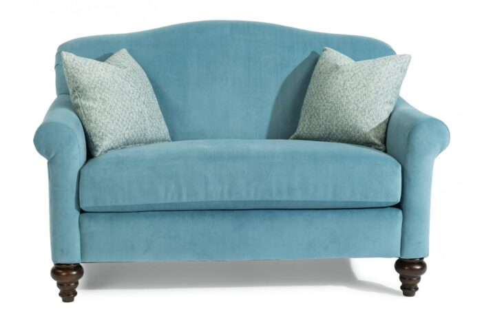 Shop Flexsteel loveseat. Loveseats for your living room in Monterey county! Stop by Mums Place Furniture Store in Carmel, CA.