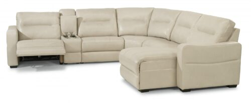 Flexsteel Monet sectional at Mums Place Furniture Carmel CA