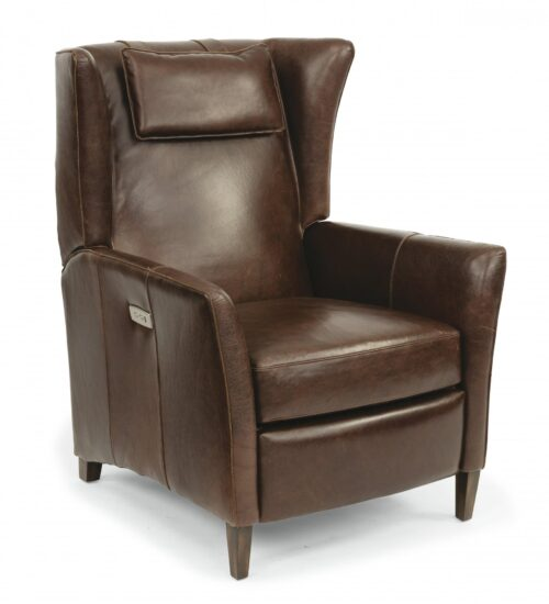 Flexsteel Oswald Recliner at Mums Place Furniture Carmel CA