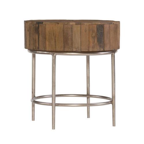 Hooker Furniture L'Usine End Table Furniture Store Carmel California