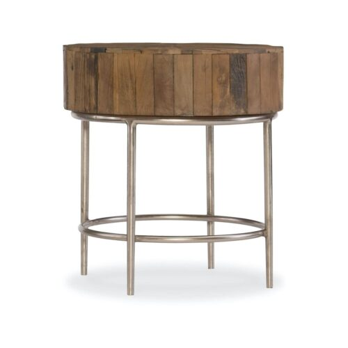 Hooker Furniture L'Usine End Table at Mums Place Furniture Monterey CA
