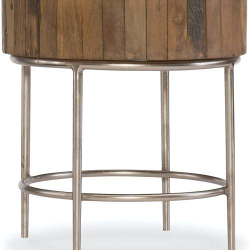 Hooker Furniture L'Usine End Table at Mums Place Furniture Monterey CA
