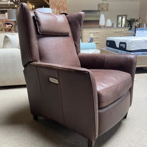 Flexsteel Oswald chair at Mums Place Furniture Carmel CA
