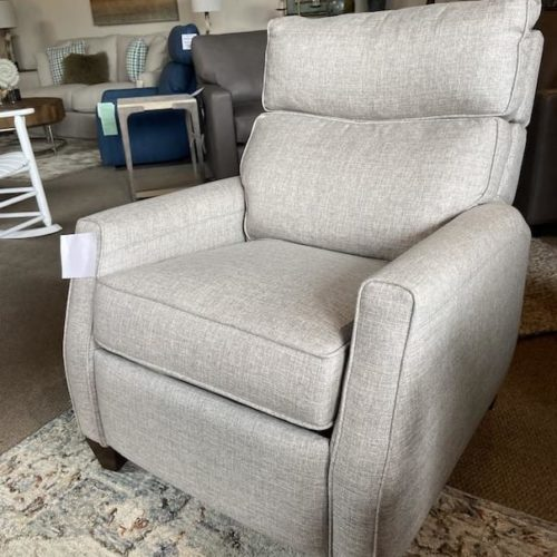 Comfort Design Collins recliner at Mums Place Furniture Monterey CA