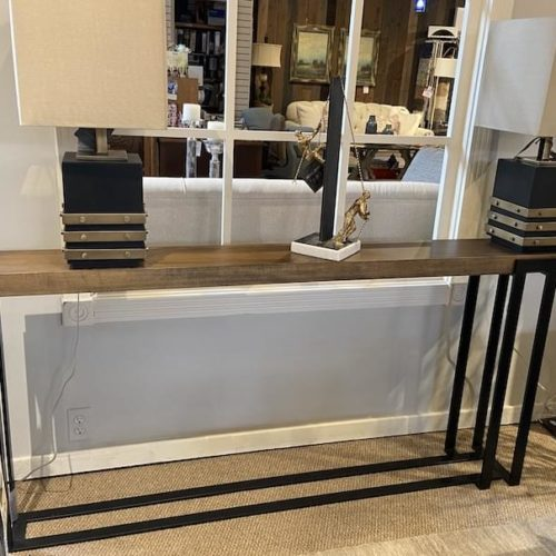 Charleston Forge Watson Console Table at Mums Place Furniture Monterey CA