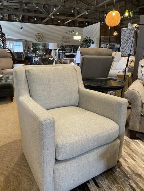 Comfort Design Simmons Swivel Chair at Mums Place Furniture Monterey CA