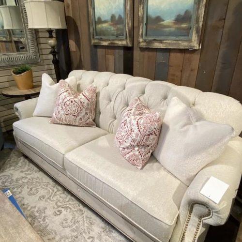 Flexsteel Champion Sofa at Mums Place Furniture Carmel CA