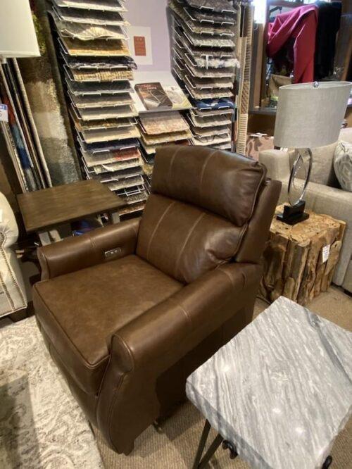 Comfort Design Leslie Power Recliner at Mums Place Furniture Monterey CA