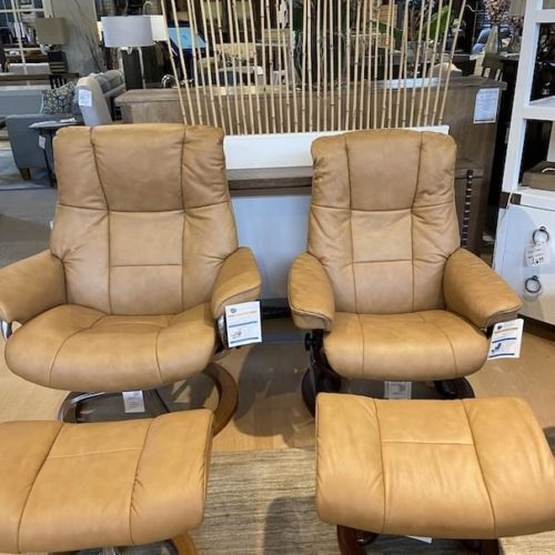 Stressless Mayfair Large at Mums Place Furniture Carmel CA