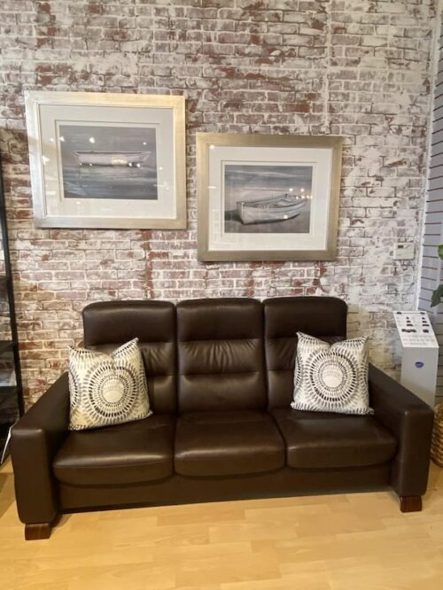 Stressless Wave at Mums Place Furniture Monterey CA
