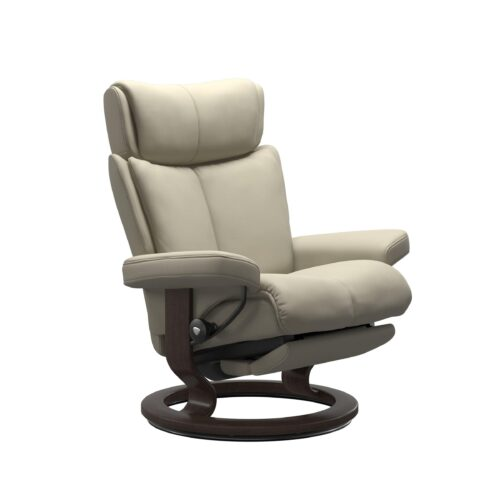 Stressless Magic recliner at Mums Place Furniture Monterey CA