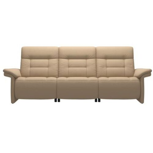 Stressless Mary Loveseat for Living Room at Mums Place Furniture Carmel CA