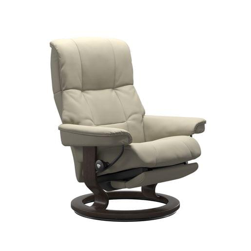 Stressless Mayfair recliner at Mums Place Furniture Monterey CA