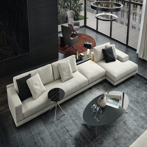 OUR FAVORITE MODERN SOFAS in Mums Place Furniture Store in Monterey CA