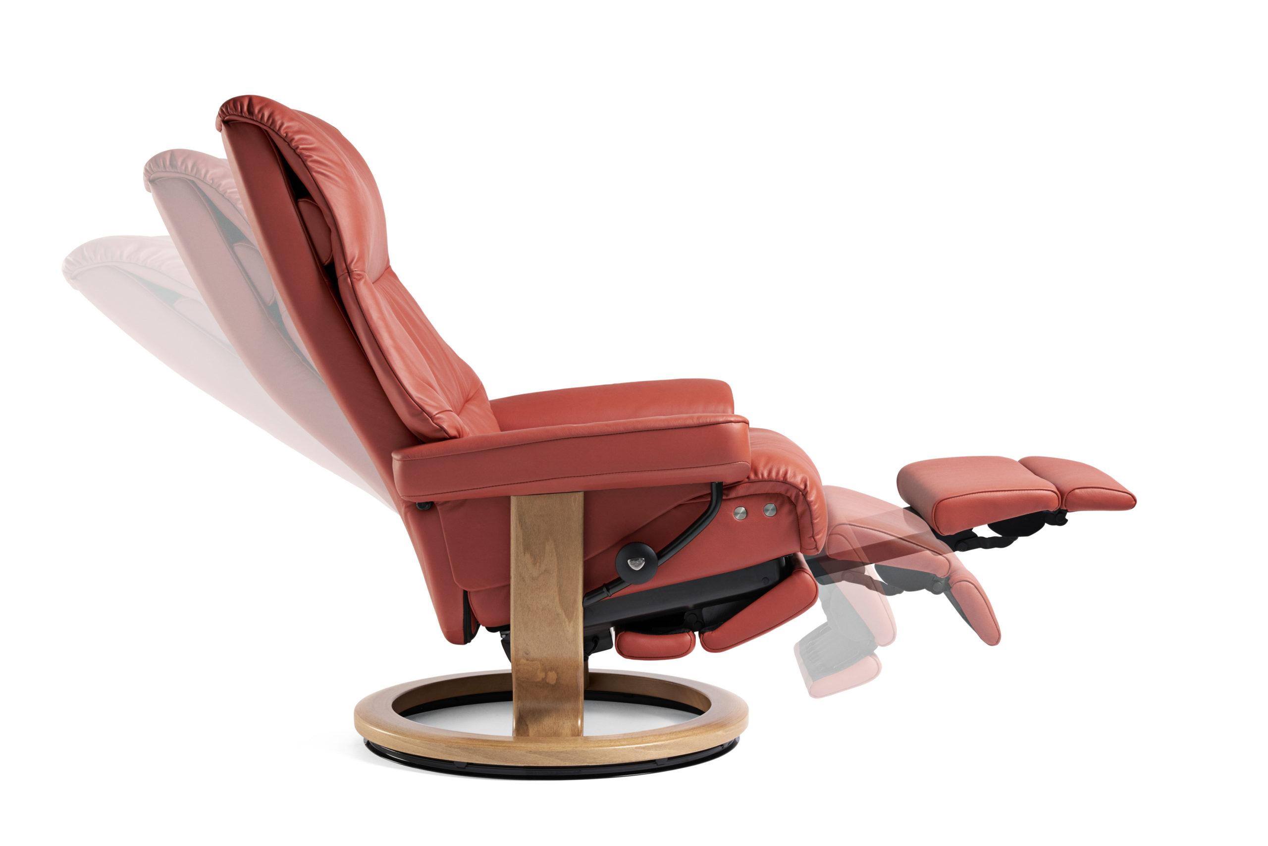 Stressless Recliner at Mums Furniture in Carmel CA