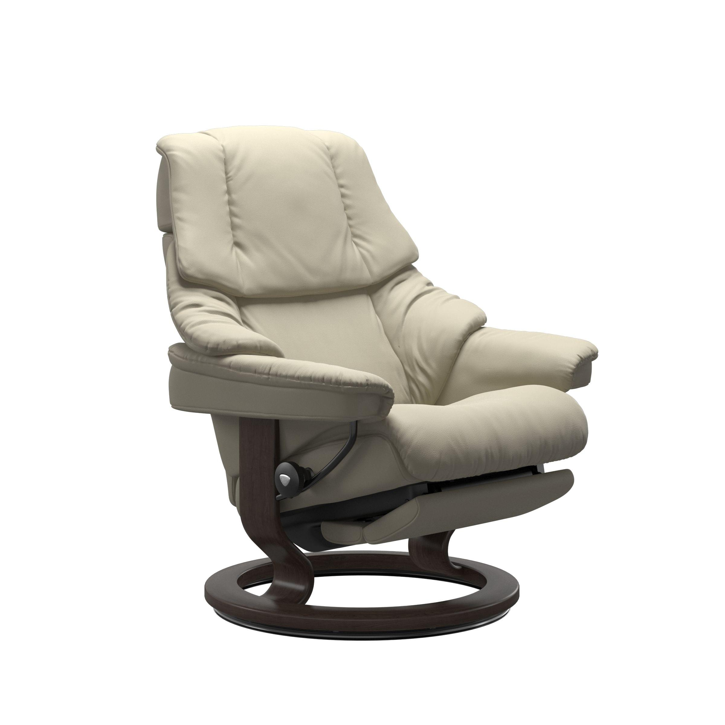 Stressless Reno recliner at Mums Place Furniture Monterey CA