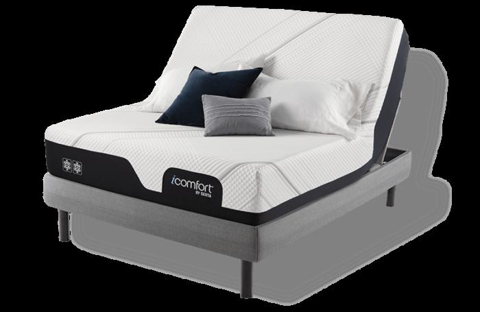Serta CF2000 – Firm mattress at Mums Place Furniture Monterey CA
