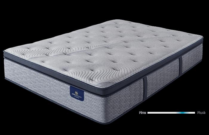 Serta Standale II Luxury Firm mattress at Mums Place Furniture Monterey CA