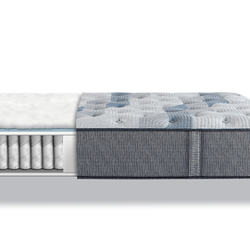 Serta Blue Fusion 100 Firm mattress at Mums Place Furniture Monterey CA