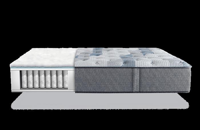 Serta Blue Fusion 100 Firm mattress at Mums Place Furniture Monterey CA