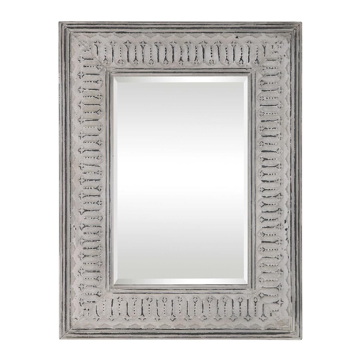 Uttermost Argenton Mirror at Mums Place Furniture Monterey CA