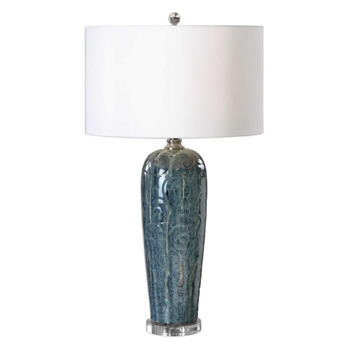 Uttermost Accessories Maira Floor Lamp at Mums Place Furniture Monterey CA