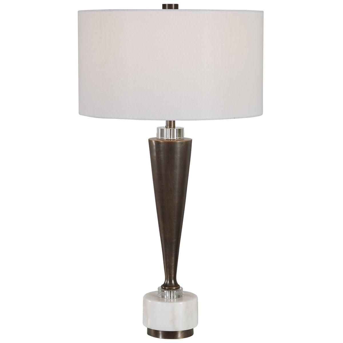 Uttermost Merrigan Table Lamp at Mums Place Furniture Carmel CA