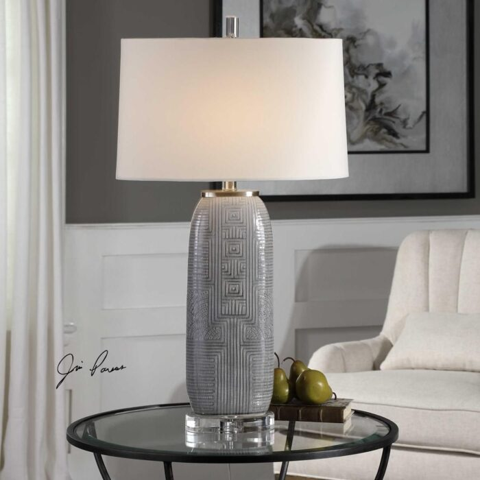 Shop Uttermost Table Lamps in Carmel. We carry a wide range of accessories for your living room in Monterey county! Stop by Mums Place Furniture Store in Carmel, CA.