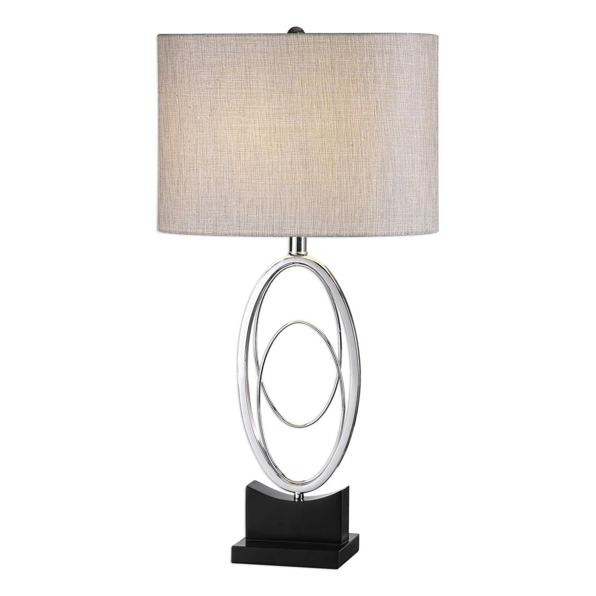 Uttermost Savant Table Lamp at Mums Place Furniture Monterey CA