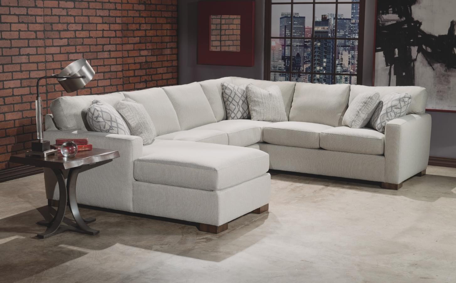 Flexsteel Bryant sofa at Mums Place Furniture Monterey CA