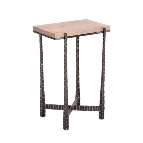 Charleston Forge Nash Rectangular Accent End Table Furniture Store Mum's Place Carmel California