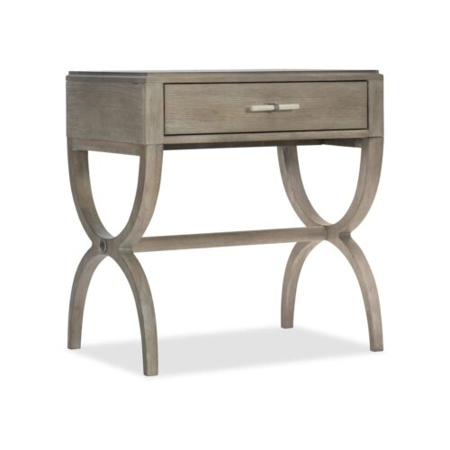 Hooker Furniture Affinity Leg Nightstand at Mums Place Furniture Carmel CA