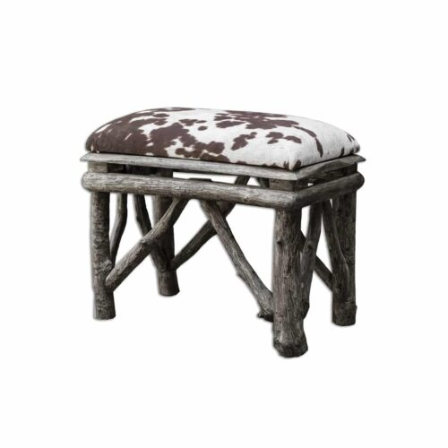 Uttermost Chavi Small Bench at Mums Place Furniture Carmel CA