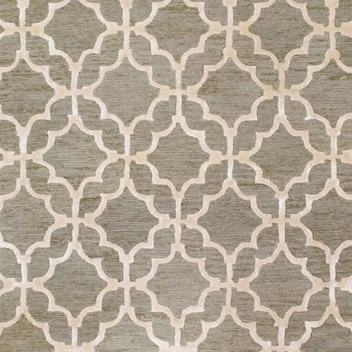Jaunty Vista Collection VI202 Gray Rug