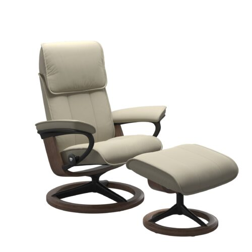 Stressless Admiral Lounge Chairs at Mums Place Furniture Carmel CA