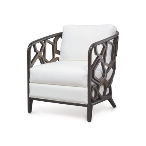 Palecek Warren Lounge Chair at Mums Place Furniture Carmel CA