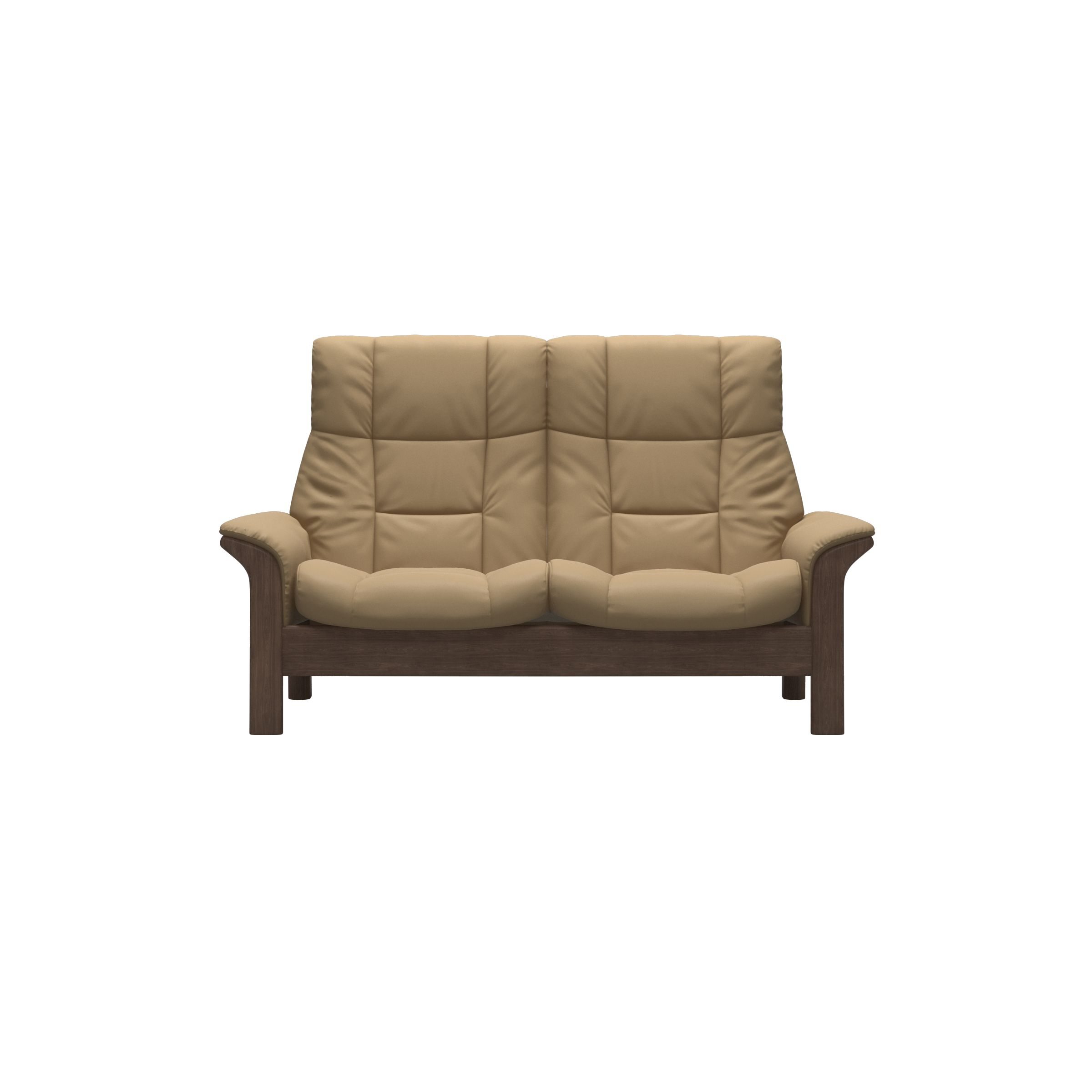 Stressless Buckingham sofa for Living Room at Mums Place Furniture Carmel CA