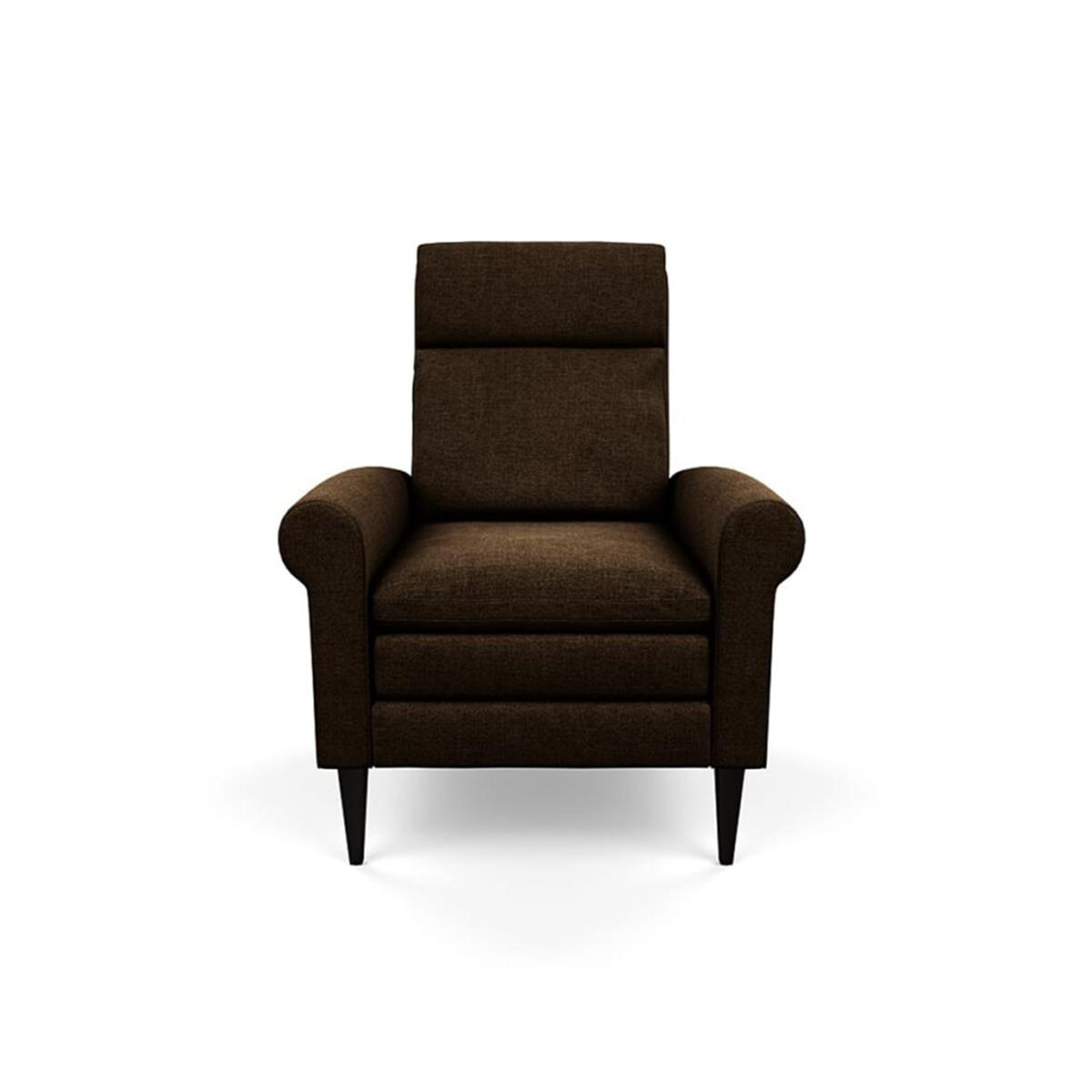 American Leather Burke Fabric Chair Home Furniture Carmel California