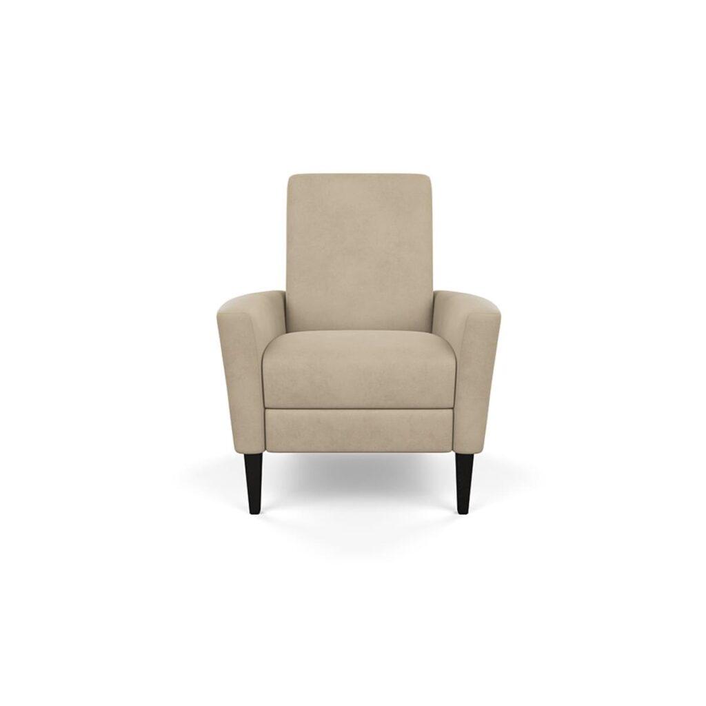 American Leather Vida Fabric Chair Home Furniture Carmel California