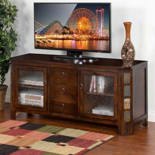 Sunny TV Console Mums Furniture Store Carmel California