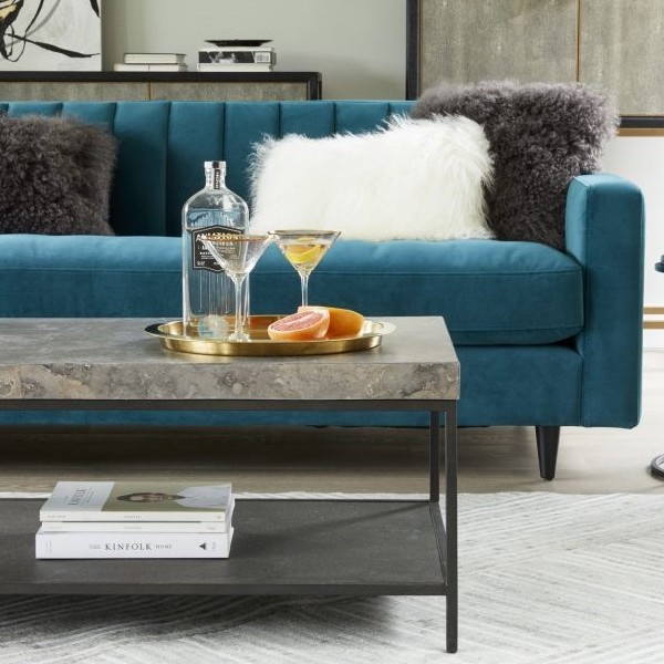Top Furniture Trends 2021 Mums Place Furniture Carmel Pebble Beach Primavera Sofa-500