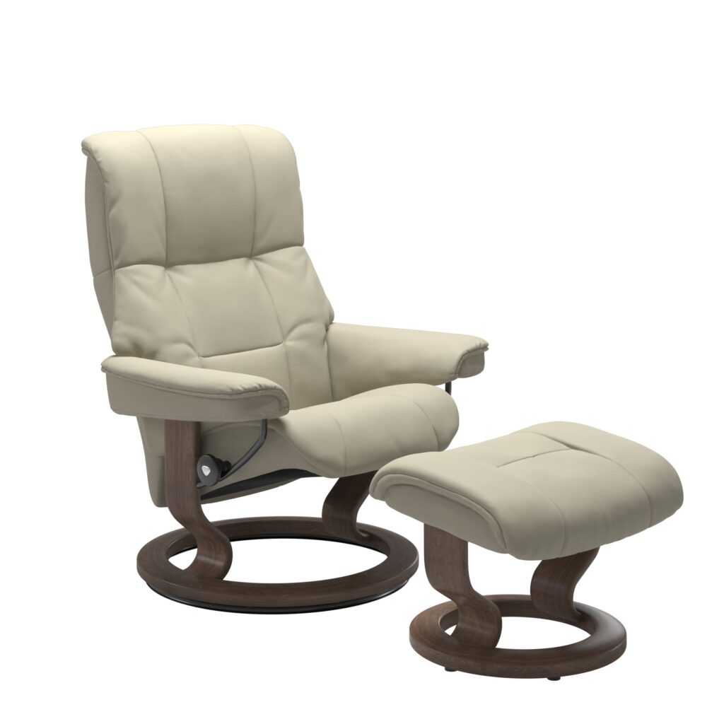 Stressless Mayfair recliner for Living Room at Mums Place Furniture Monterey CA