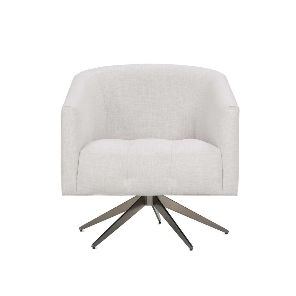 Rowe Pate Swivel Accent Chair Home Furniture Carmel Coastal Furniture